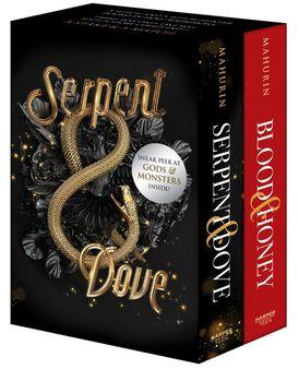 Serpent & Dove 2-Book Box Set