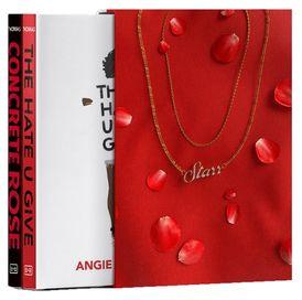 Angie Thomas: The Hate U Give & Concrete Rose 2-Book Box Set