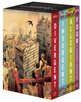 Divergent Anniversary 4-Book Box Set