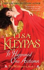 It Happened One Autumn Paperback  by Lisa Kleypas