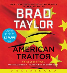 American Traitor Low Price CD