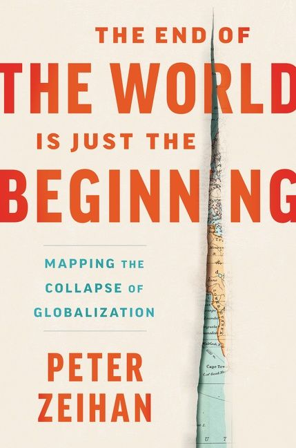 Book cover image: The End of the World Is Just the Beginning