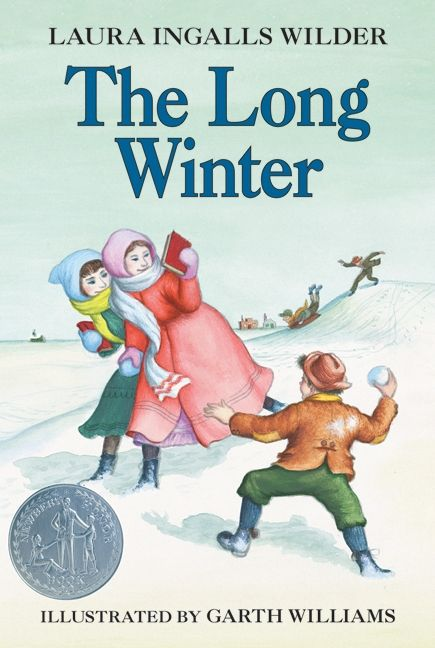Image result for the long winter book