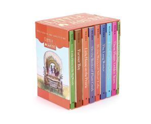 Little House Complete 9-Book Box Set