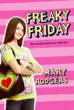Freaky Friday Paperback  by Mary Rodgers