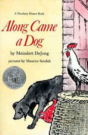 Along Came a Dog book image