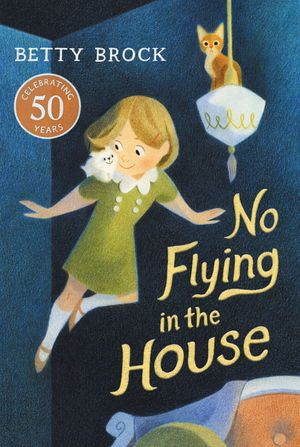 No Flying in the House book image