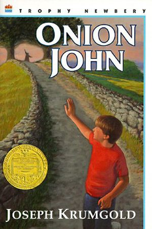Onion John book image