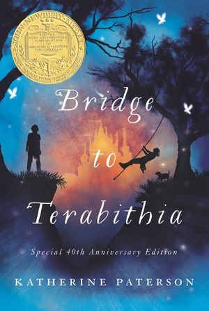 Bridge to Terabithia 40th Anniversary Edition book image