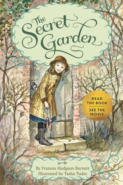 The Secret Garden Frances Hodgson Burnett Paperback
