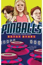 The Pinballs Paperback  by Betsy Byars