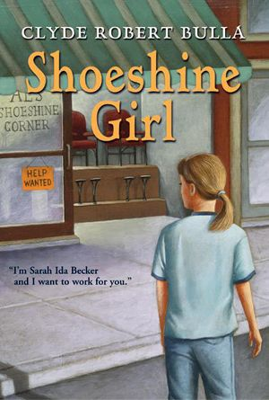 Shoeshine Girl book image
