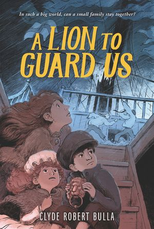 A Lion to Guard Us book image
