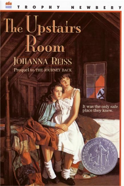 The Upstairs Room Johanna Reiss Paperback