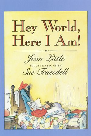 Hey World, Here I Am! book image
