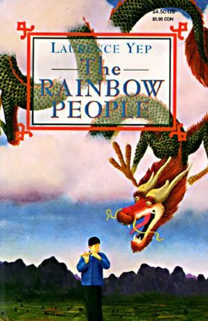 The Rainbow People book image