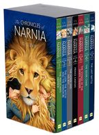 The Chronicles of Narnia Paperback 7-Book Box Set Paperback  by C. S. Lewis