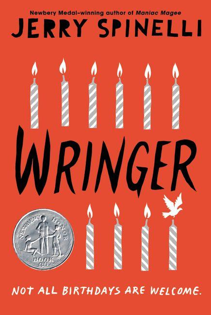 Wringer - Jerry Spinelli - Paperback