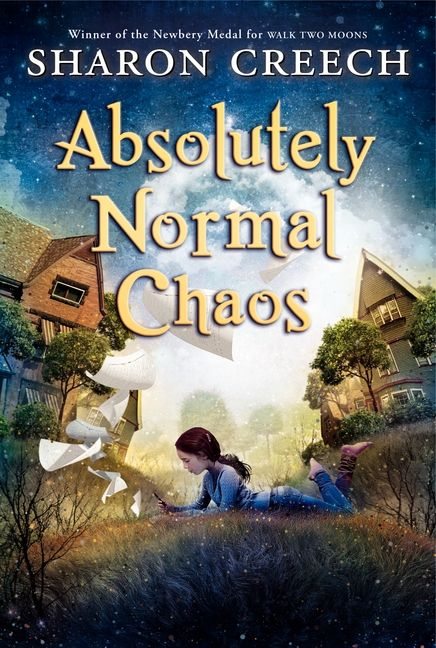 Direct Sales Canada >> Absolutely Normal Chaos - Sharon Creech - Paperback