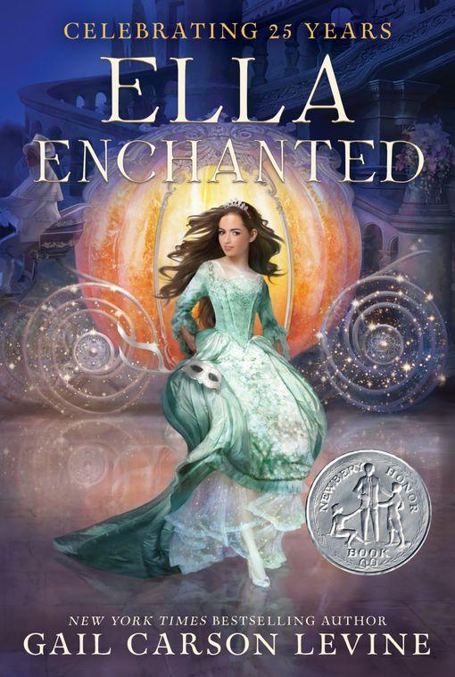 0c5b884deb18 Ella Enchanted - Gail Carson Levine - Paperback