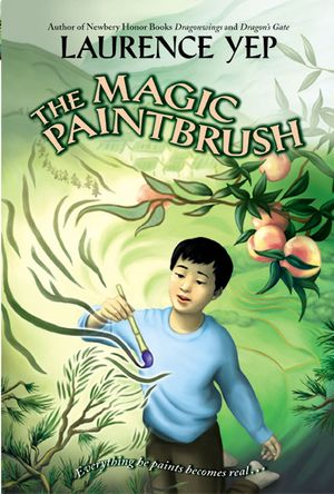 The Magic Paintbrush book image