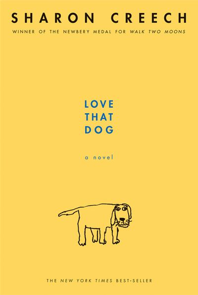 Love That Dog book cover