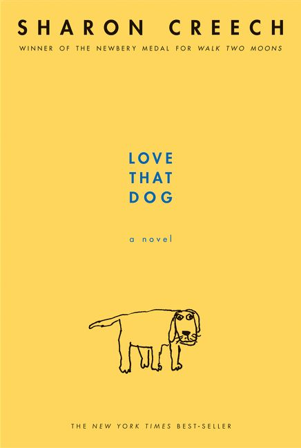 Love That Dog - Sharon Creech - Paperback