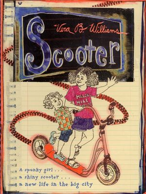 Scooter book image