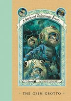 A Series of Unfortunate Events #11: The Grim Grotto Hardcover  by Lemony Snicket