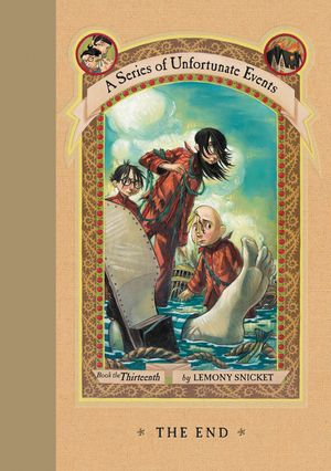 A Series of Unfortunate Events #13: The End book image