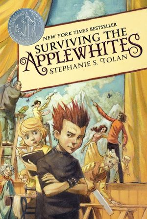 Surviving the Applewhites book image