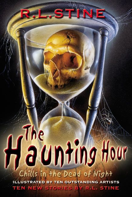 The haunting hour rl stine paperback chills in the dead of night fandeluxe Images