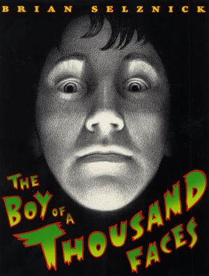 The Boy of a Thousand Faces book image