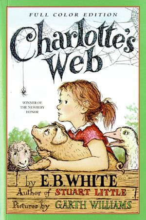 Charlotte's Web: Full Color Edition book image