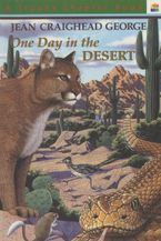 One Day in the Desert Paperback  by Jean Craighead George