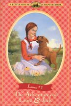 The Adventures of Laura & Jack Paperback  by Laura Ingalls Wilder