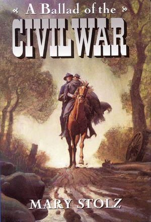 A Ballad of the Civil War book image