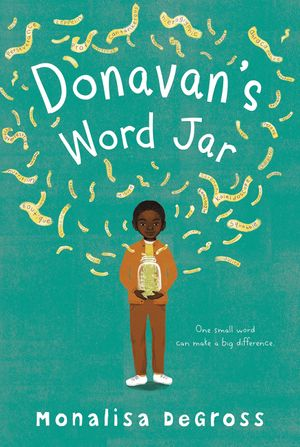 Donavan's Word Jar book image