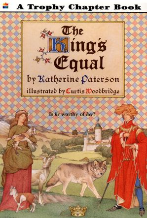 The King's Equal - Katherine Paterson - Paperback