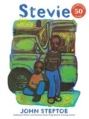 Stevie book image