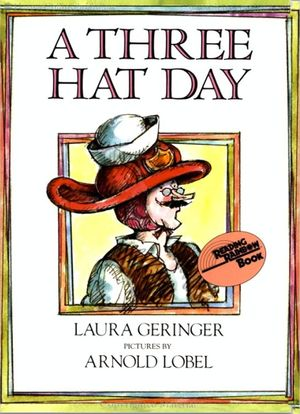 A Three Hat Day book image