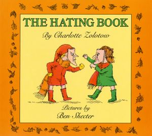 The Hating Book book image