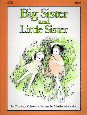 Big Sister and Little Sister book image