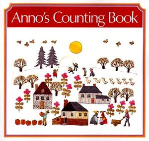 Anno's Counting Book Big Book book image