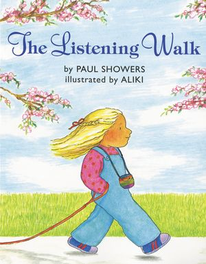 The Listening Walk book image