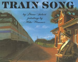 Train Song book image