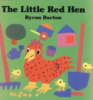 Little Red Hen Big Book book image