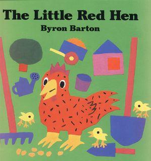 Little Red Hen Big Book book image
