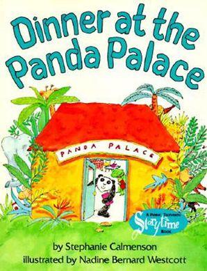 Dinner at the Panda Palace - Stephanie Calmenson - Paperback
