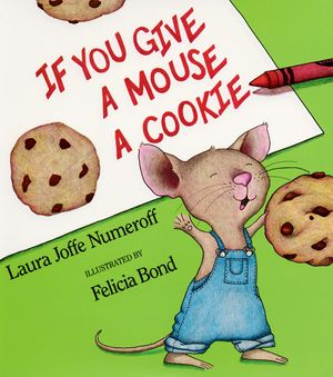 If You Give a Mouse a Cookie Big Book book image